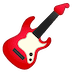🎸 guitar Emoji on Google Platform