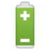 🔋 battery Emoji on Google Platform