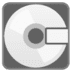 💽 Computer Disk Emoji on Google Platform