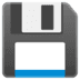 💾 Floppy Disk Emoji on Google Platform
