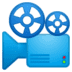 📽️ film projector Emoji on Google Platform