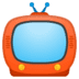 📺 television Emoji on Google Platform