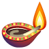 🪔 diya lamp Emoji on Google Platform