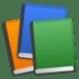 📚 books Emoji on Google Platform