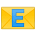 📧 e-mail Emoji on Google Platform