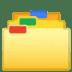 🗂️ card index dividers Emoji on Google Platform