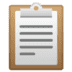 📋 clipboard Emoji on Google Platform
