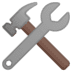 🛠️ hammer and wrench Emoji on Google Platform