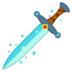 🗡️ dagger Emoji on Google Platform
