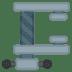 🗜️ clamp Emoji on Google Platform