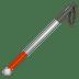 🦯 Probing Crane Emoji on Google Platform