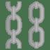 ⛓️ chains Emoji on Google Platform
