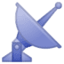 📡 satellite antenna Emoji on Google Platform