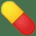 💊 pill Emoji on Google Platform