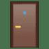 🚪 door Emoji on Google Platform