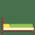 🛏️ bed Emoji on Google Platform