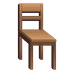 🪑 chair Emoji on Google Platform