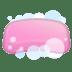 🧼 soap Emoji on Google Platform