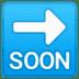 🔜 SOON arrow Emoji on Google Platform