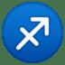 ♐ Sagittarius Emoji on Google Platform
