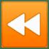 ⏪ fast reverse button Emoji on Google Platform