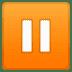 ⏸️ Pause Button Emoji on Google Platform