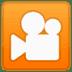 🎦 Cinema Symbol Emoji on Google Platform