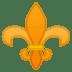 ⚜️ fleur-de-lis Emoji on Google Platform