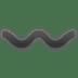〰️ wavy dash Emoji on Google Platform