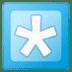 *️⃣ keycap: * Emoji on Google Platform