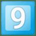 9️⃣ keycap: 9 Emoji on Google Platform