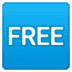 🆓 FREE Button Emoji on Google Platform