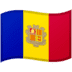 🇦🇩 flag: Andorra Emoji on Google Platform