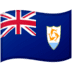 🇦🇮 flag: Anguilla Emoji on Google Platform