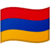 🇦🇲 flag: Armenia Emoji on Google Platform