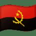 🇦🇴 flag: Angola Emoji on Google Platform
