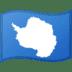 🇦🇶 flag: Antarctica Emoji on Google Platform