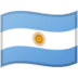 🇦🇷 flag: Argentina Emoji on Google Platform