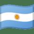 🇦🇷 flag: Argentina Emoji on Google Platform