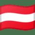 🇦🇹 Austria Flag Emoji on Google Platform