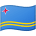 🇦🇼 flag: Aruba Emoji on Google Platform