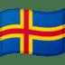 🇦🇽 flag: Åland Islands Emoji on Google Platform