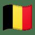 🇧🇪 flag: Belgium Emoji on Google Platform