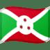 🇧🇮 flag: Burundi Emoji on Google Platform
