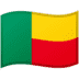 🇧🇯 flag: Benin Emoji on Google Platform