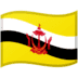 🇧🇳 flag: Brunei Emoji on Google Platform