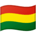 🇧🇴 flag: Bolivia Emoji on Google Platform