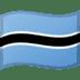 🇧🇼 flag: Botswana Emoji on Google Platform