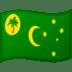 🇨🇨 flag: Cocos (Keeling) Islands Emoji on Google Platform