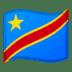 🇨🇩 flag: Congo – Kinshasa Emoji on Google Platform
